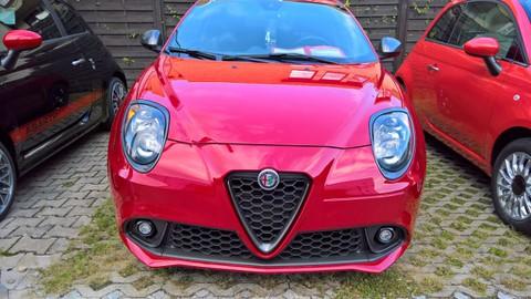 Alfa Romeo MiTo 1.3 JTDm Super VELOCEPAKET