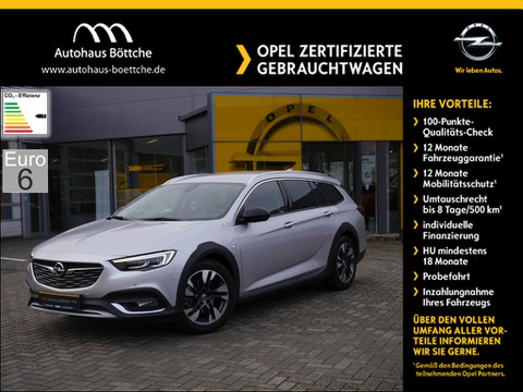 Opel Insignia CT 1.5 Country Tourer Turbo Exclusive