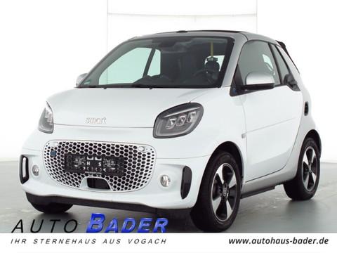 smart ForTwo 5.0 EQ Cabrio Passion Exclusiv 00EUR Bafa