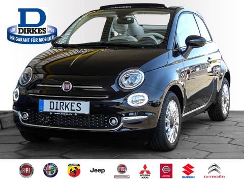 Fiat 500C 0.9 Lounge El