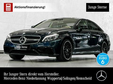 Mercedes CLS 63 AMG S Cp designo Driversp