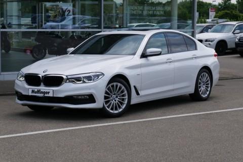BMW 540 d xDri Sport Line DrivAssPlus