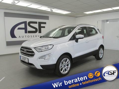 Ford EcoSport Titanium # #