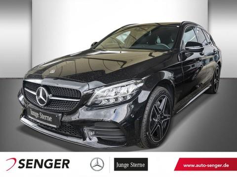 Mercedes-Benz C 200 d T AMG-LINE NIGHT HPS