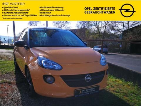 Opel Adam 100PS Jam IntelliRCD SchwarzDach