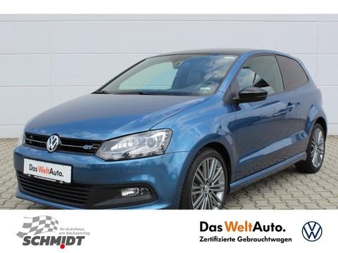 Volkswagen Polo 1.4 TSI Blue GT