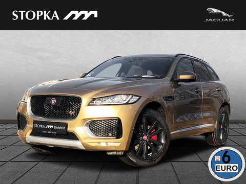Jaguar F-Pace 30D AWD FIRST EDITION T-Wink
