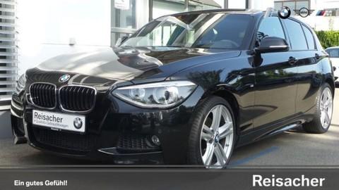 BMW 125 d A 5trg M-Sportpaket NaviBusi AdapXen