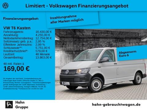 Volkswagen T6 2.0 TDI Kasten 75KW