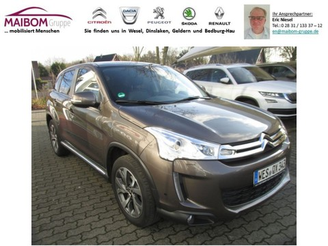 Citroën C4 Aircross HDi 150 Exclusive