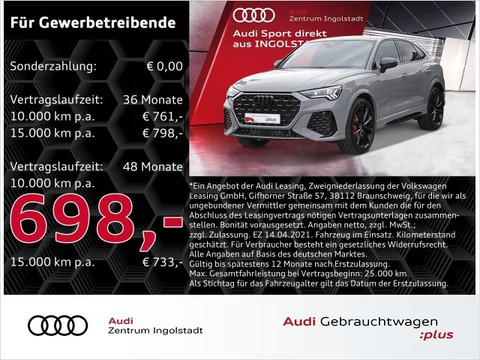 Audi RSQ3 Sportback AGA 280km h