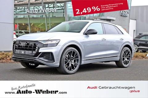 Audi Q8 50TDI 3XSLINE LUFTFEDER ALLR