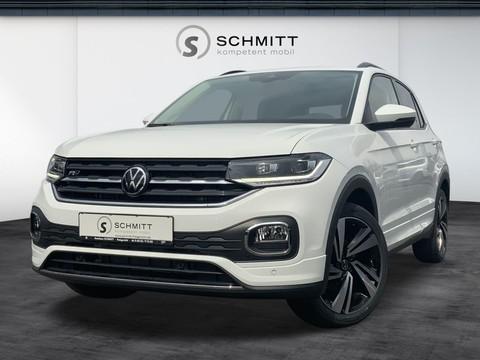 """Volkswagen T-Cross 1.5 l TSI """"ACTIVE"""""""" R-Line"""
