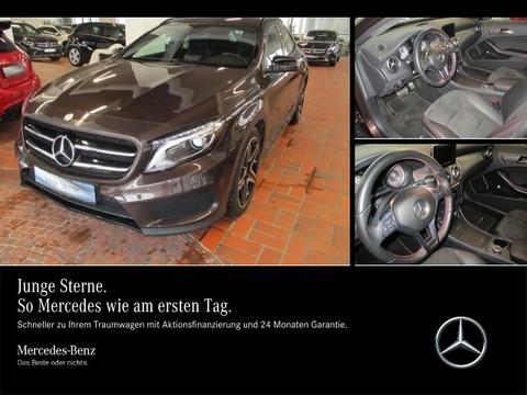 Mercedes GLA 200 Night Park-Assi
