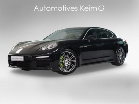 Porsche Panamera S E-Hybrid 20ZOLL TURBO
