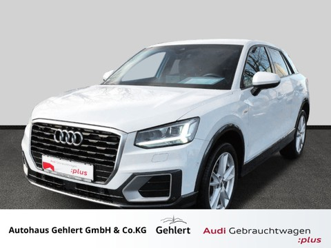 Audi Q2 1.4 TFSI sport S line