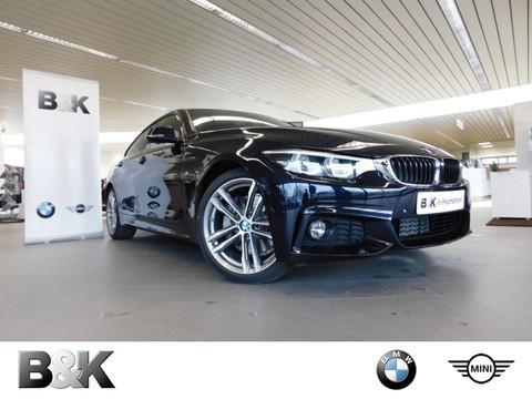 BMW 440 i Gran Coupé Modell M Sport (Sportpaket )