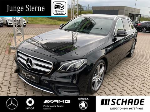 Mercedes-Benz E 350 d T AMG Line