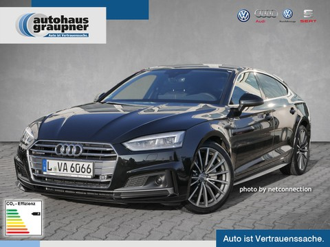 Audi A5 2.0 TDI Sportback sport quattro