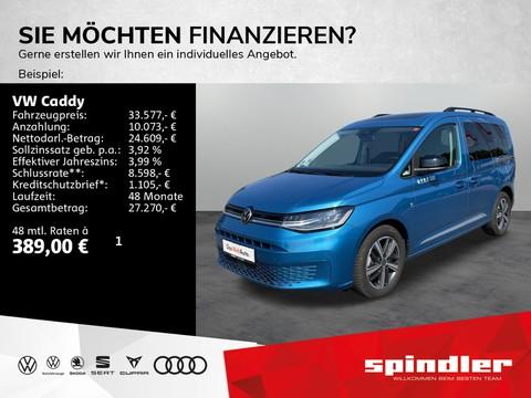 Volkswagen Caddy KO Life 90 CRD SG6