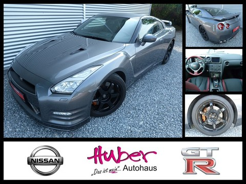 Nissan GT-R Track Edition 549PS