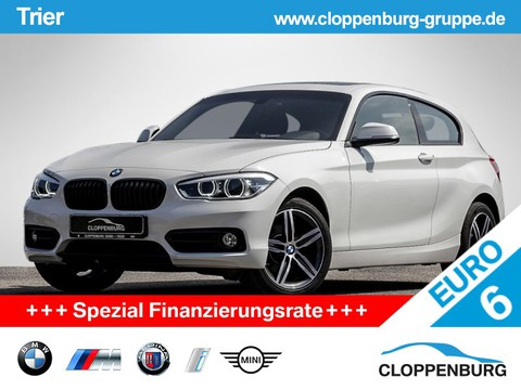 BMW 120 d Sport