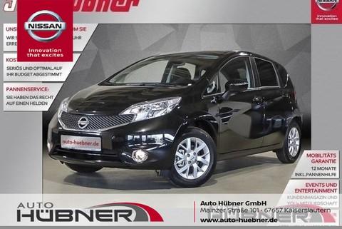 Nissan Note 1.2 Acenta CP Plus Paket|Nissan Connect