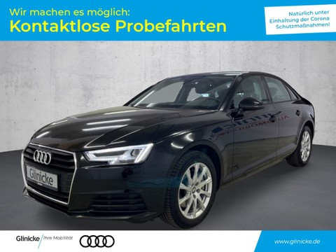 Audi A4 2.0 TDI Lim vo hi