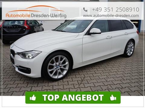 BMW 325 d Sport Line el