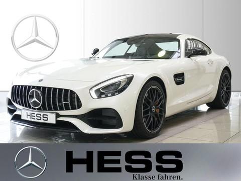 Mercedes-Benz AMG GT S Designo Burmester 3D Perf Sitze
