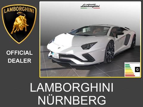 Lamborghini Aventador S CARBON Packages Sonderleder