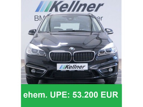 BMW 220 Gran Tourer d xDrive Luxury ehem UPE 53200