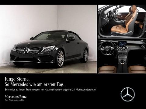 Mercedes C 400 Cabrio AMG