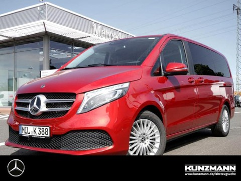 Mercedes-Benz V 220 d Edition lang 6-Si SpurP