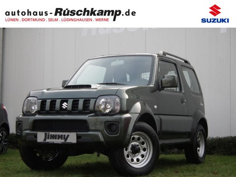 Suzuki Jimny Club Ranger Met