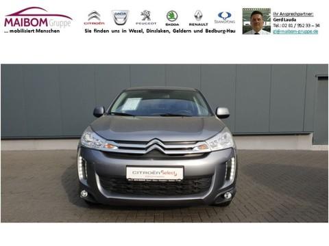 Citroën C4 Aircross HDi 115 S & S Tendance