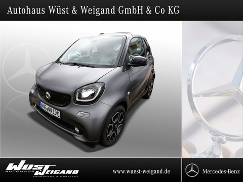 smart ForTwo cabrio ed 22KW Lader