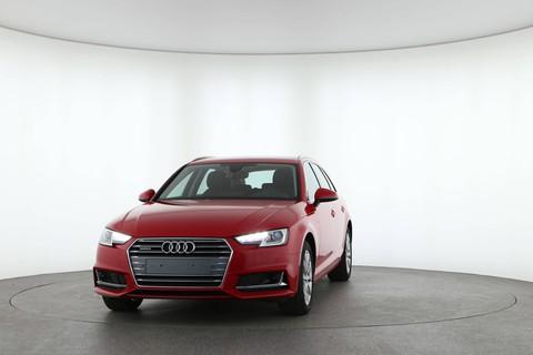 Audi A4 2.0 TDI Avant sport quattro 140kW