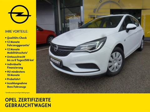 Opel Astra 1.4 Selection |