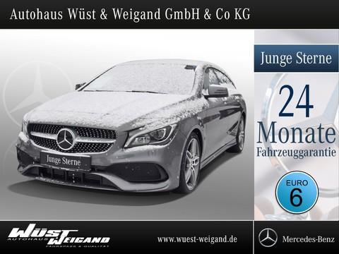 Mercedes CLA 200 Shooting Brake AMG-Line