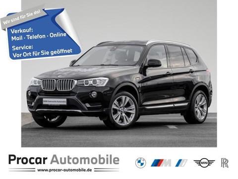 BMW X3 xDrive20d Innovationsp Prof 19