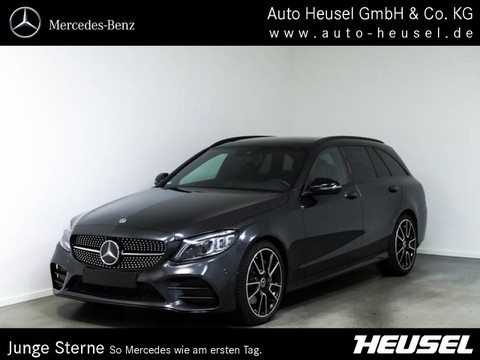 Mercedes-Benz C 300 T AMG AMG PSHD Ambientebel