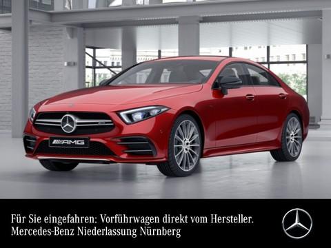 Mercedes-Benz CLS 53 AMG Cp Driversp Perf-Lenk Fahrass °