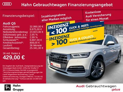 Audi Q5 2.0 TDI qu a S-line