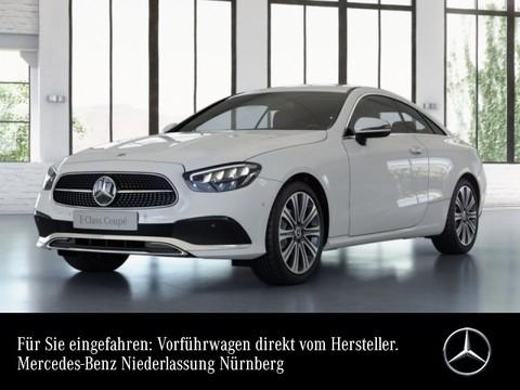Mercedes-Benz E 200 Coupé AVANTG Burmester
