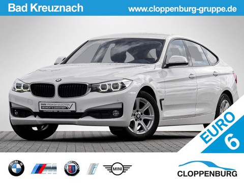 BMW 318 d Gran Turismo Advantage