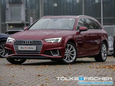 Audi A4 2.0 TDI Avant 35 S-line
