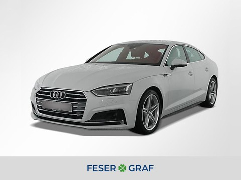 Audi A5 2.0 TDI Sportback 2x S Line