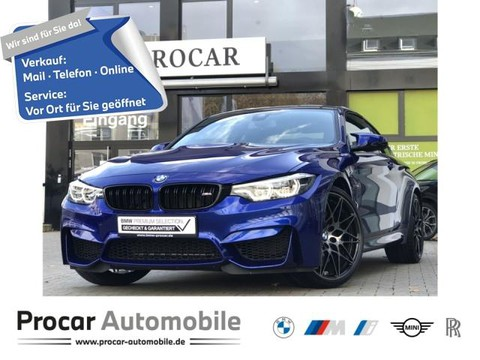 BMW M4 Coupe Competition Kein MIETER