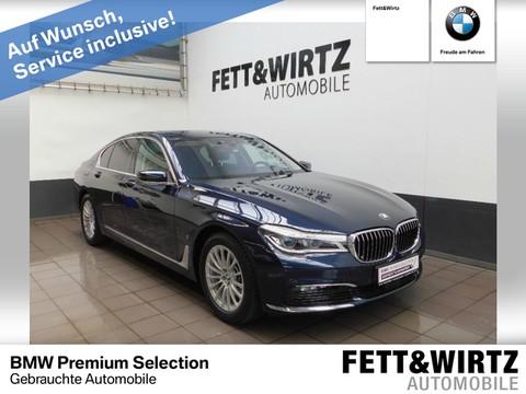BMW 740 e iPerformance el GSD BMWLaser&Gestik